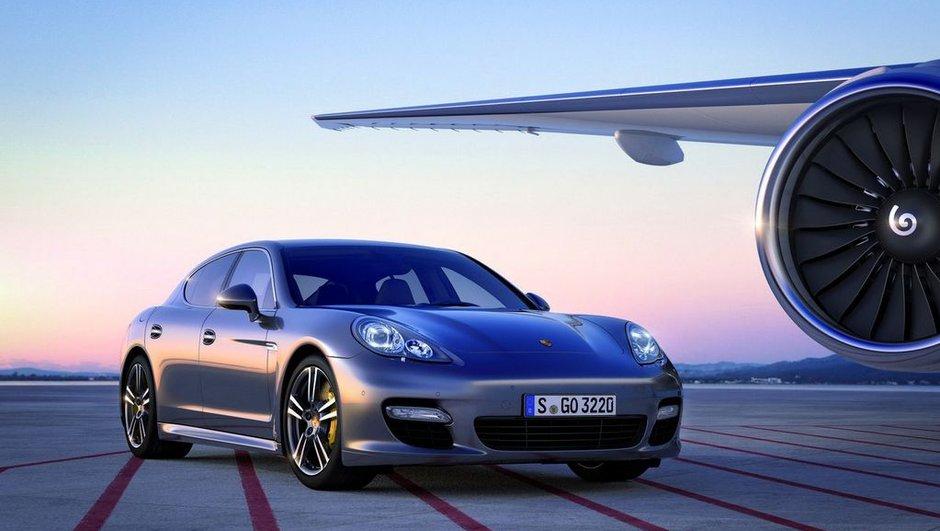 La future Porsche Panamera Turbo avec un V8 de 600 chevaux