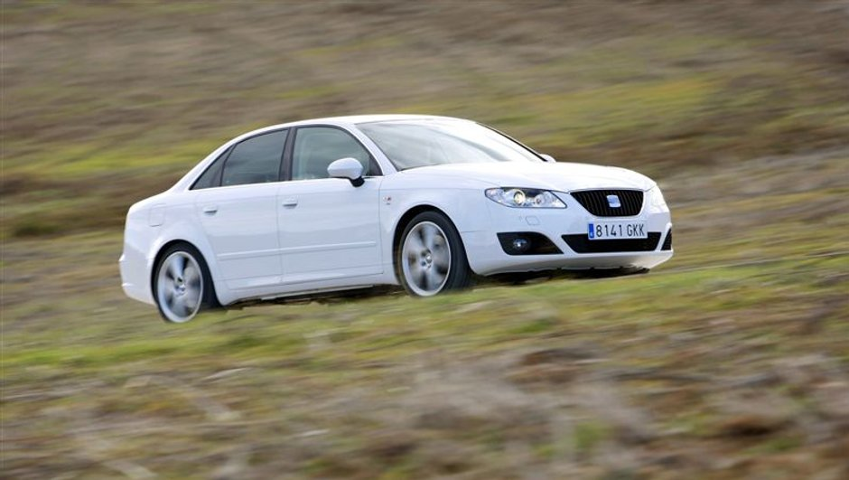 Essai : Seat Exeo ; une Audi A4 low-cost ?