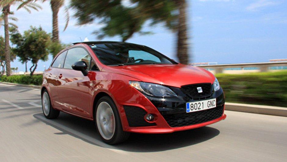Essai : Seat Ibiza Cupra Bocanegra