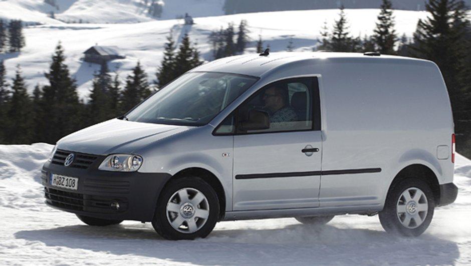 Essai : Volkswagen Caddy Life 4 Motion