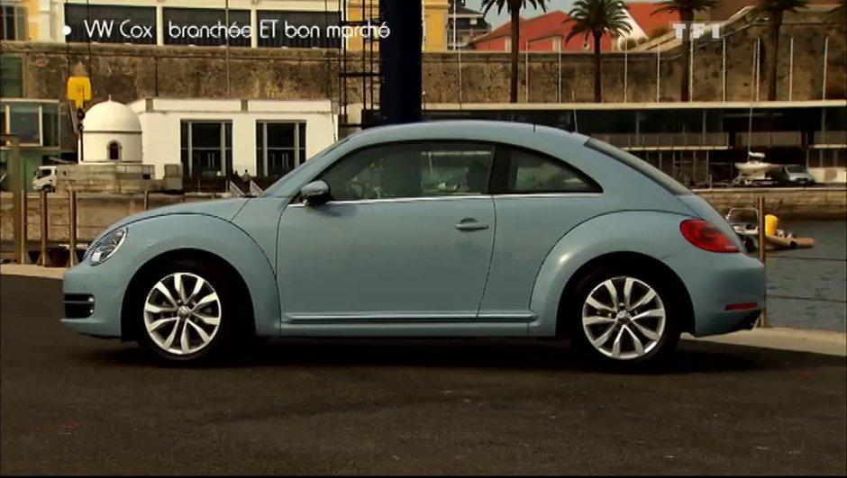 La nouvelle Volkswagen Coccinelle s'offre 3 moteurs