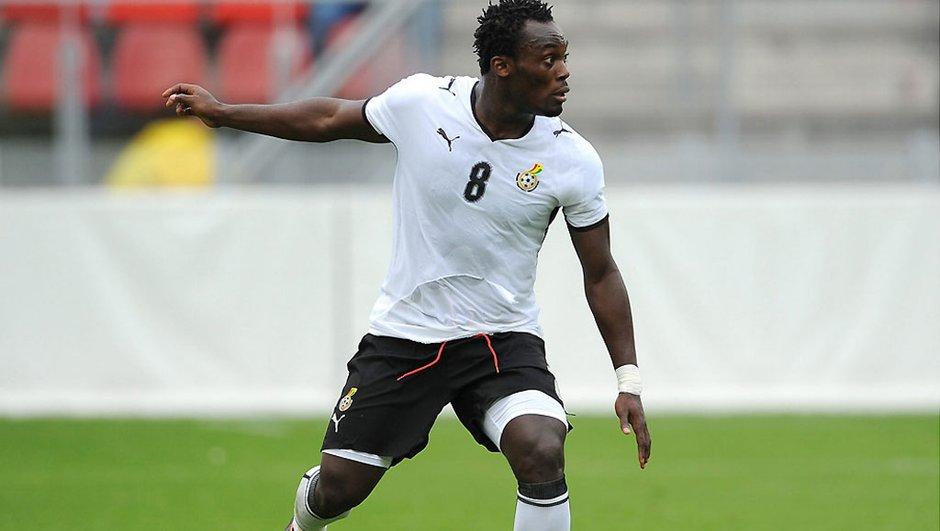 Coupe du monde : Essien forfait avec le Ghana