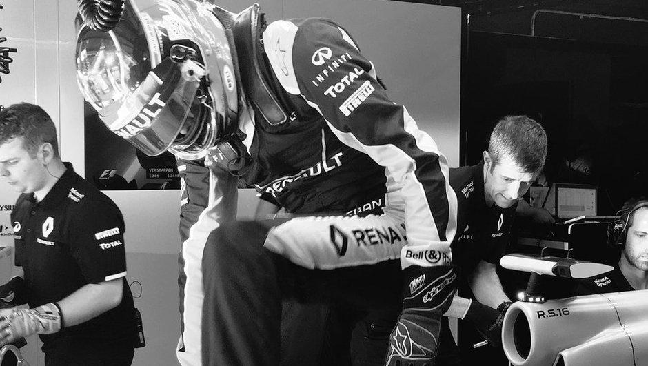 F1 - GP d'Espagne 2016 : déçu, Esteban Ocon n'a pas eu l'occasion de se montrer