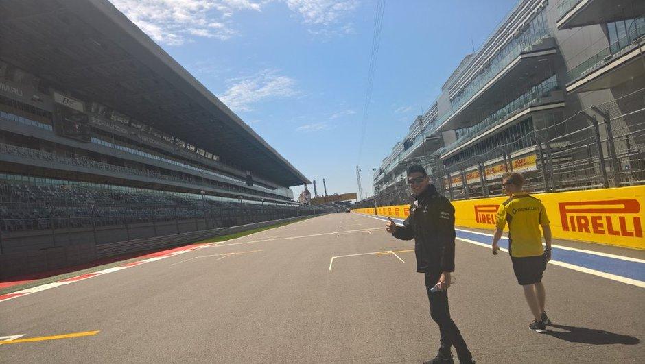 F1 - Renault : le français Esteban Ocon confirmé pour les essais 1 du GP d'Espagne