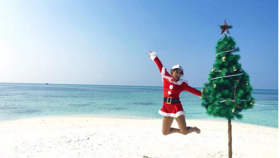 Laëtitia Milot, plus sexy que jamais en vacances aux Maldives !