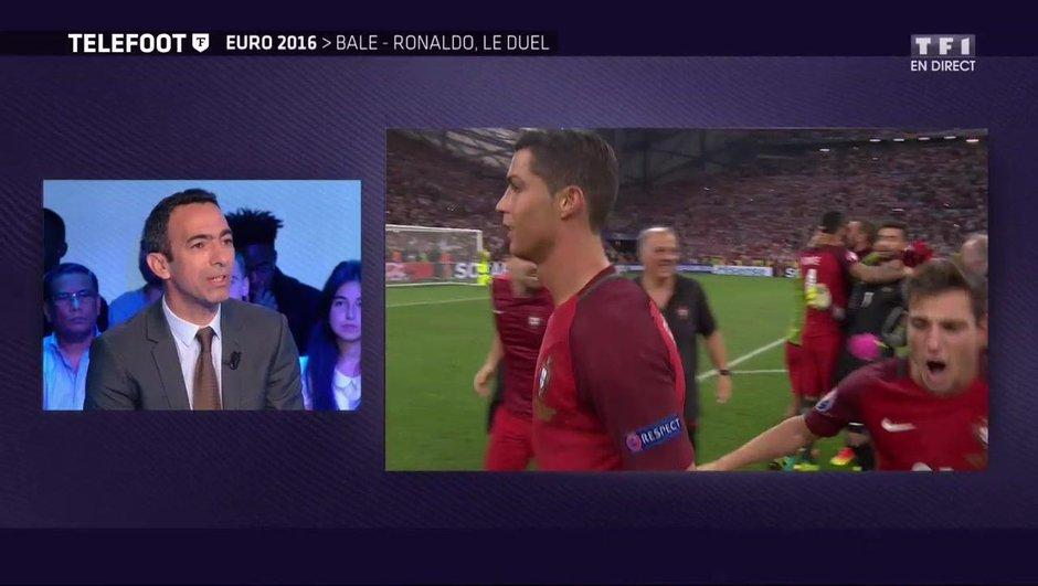 [Téléfoot : 03/07] Portugal : Cristiano Ronaldo « mal entouré »
