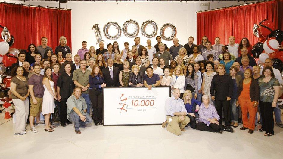 10. 000 épisodes pour les Feux de l'Amour : qui dit mieux ?