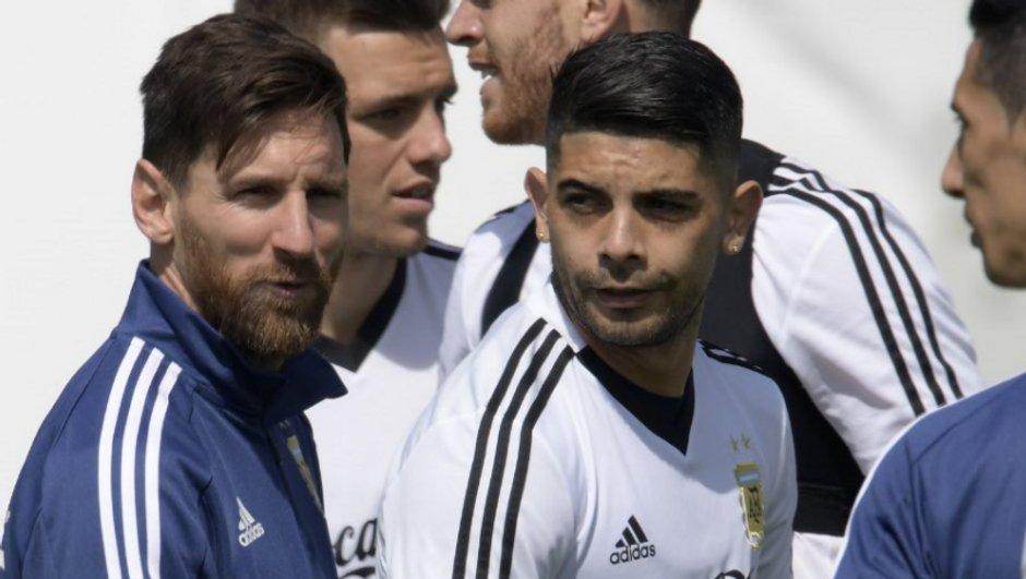 France-Argentine : Éver Banega, la clé pour isoler Messi