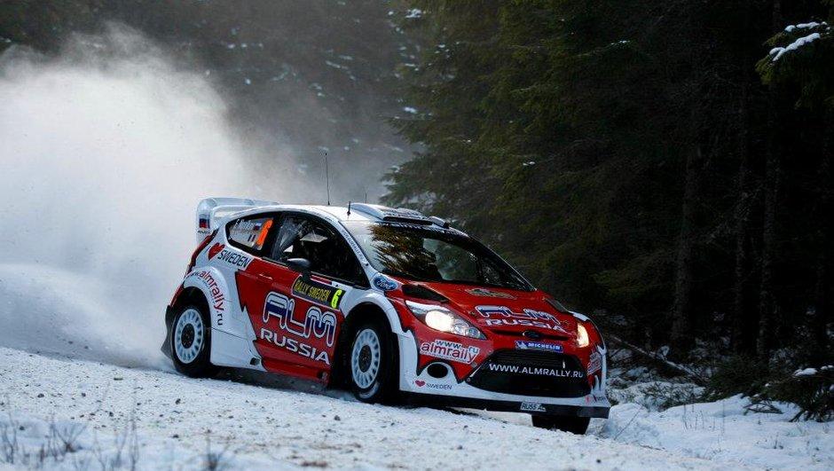 WRC Rallye de Suède 2012 : la 2ème journée en direct