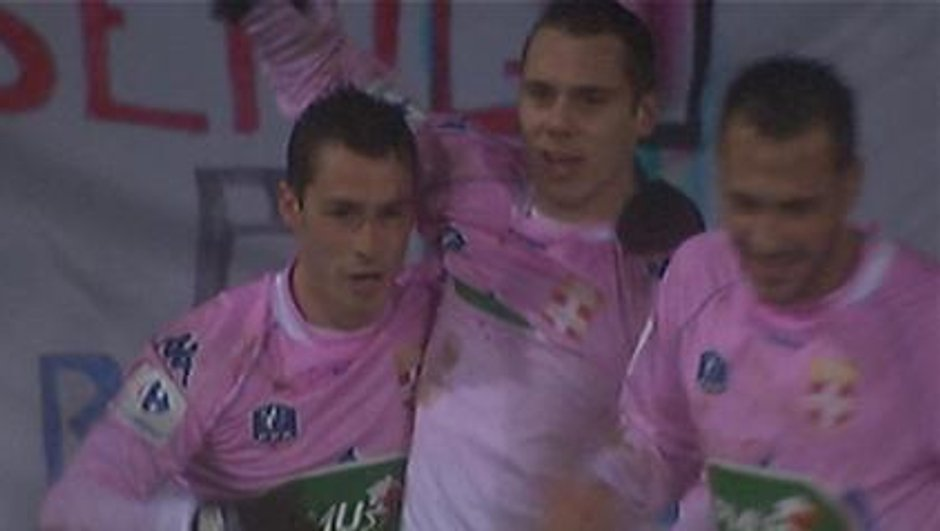 Evian Thonon, Ajaccio et Dijon en Ligue 1