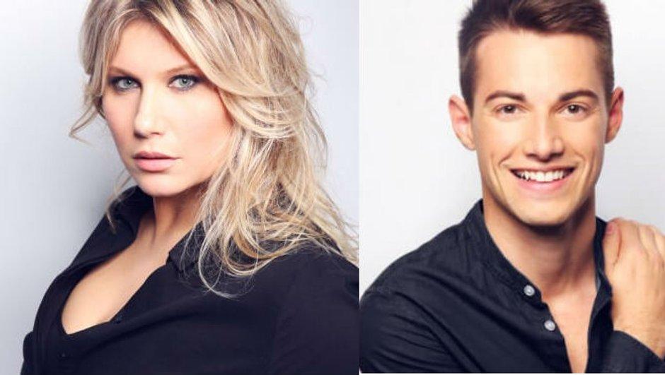 Jérémy Charvet et Veronick Severe, deux ex-talents The Voice dans Timéo !