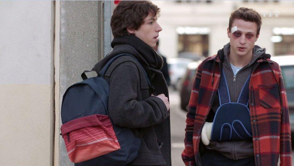 Ce soir, dans l'épisode 428 - Que cachent Gabriel et Arthur ? (Spoiler)