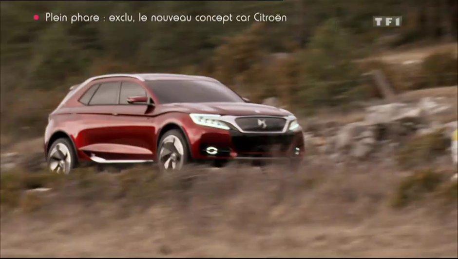 Scoop : Le prochain SUV DS 7 Crossback se promène sans camouflage !