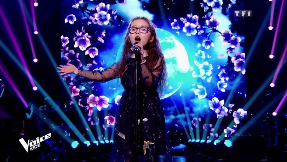 """Kids. EXCLU - Découvrez la prestation bouleversante d'Emma avec """"My heart will go on"""" de Céline Dion"""