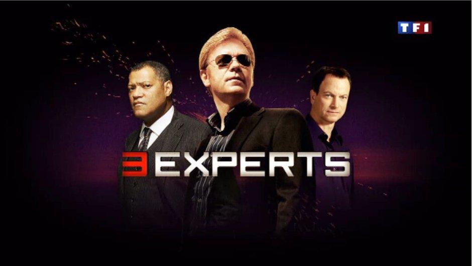 TF1 diffuse le samedi 11 février dès 22:25 le triple cross-over des Experts