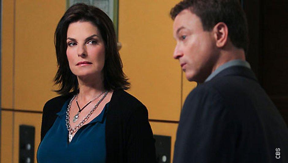 Les Experts saison 8 : Sela Ward face à un violeur