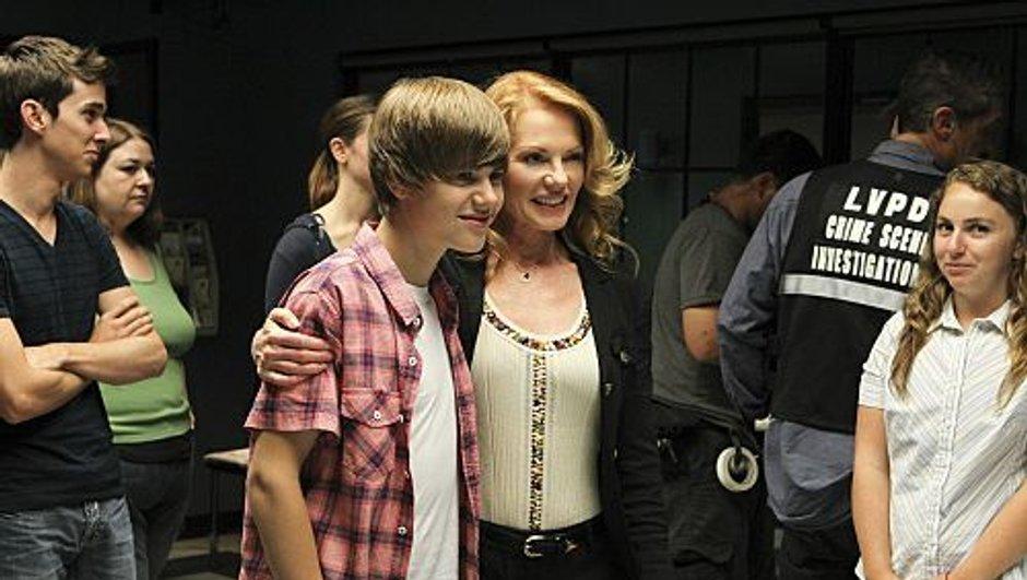 Justin Bieber retrouve Les Experts