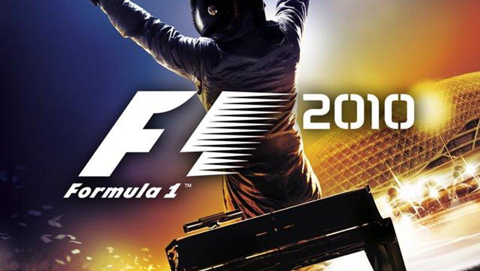 F1 2010 : le jeu vidéo officiel disponible en septembre prochain