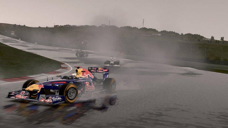 F1 2011 : premières images et informations du jeu