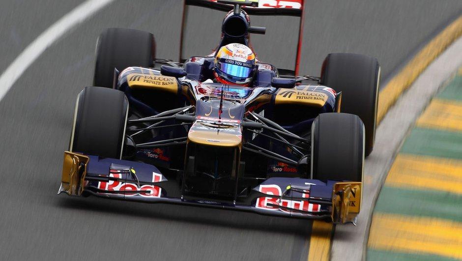 F1 - GP d'Australie : Déception pour Grosjean, contrat rempli pour Vergne et Pic