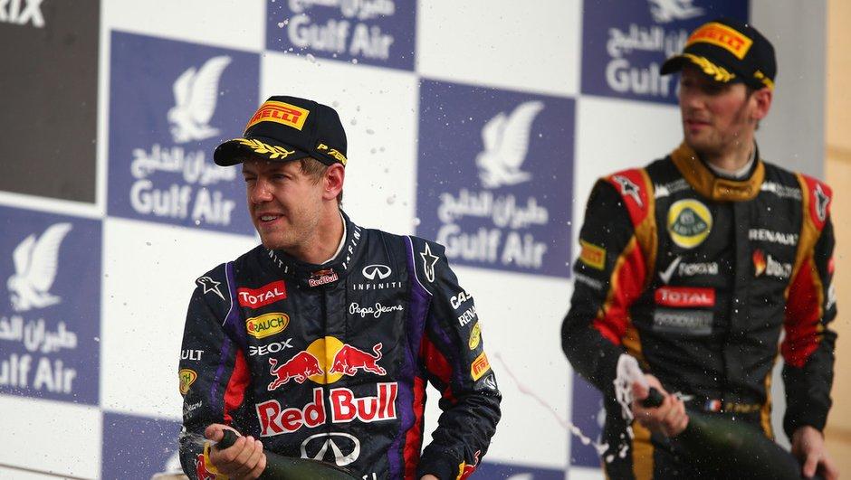 F1 - GP de Bahreïn : Vettel de main de maître