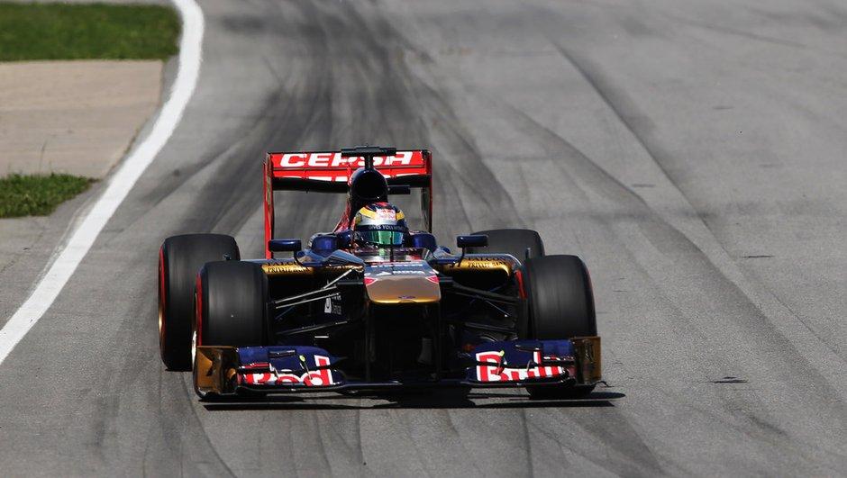 F1 - GP du Canada : Vergne 6ème, meilleur résultat en carrière