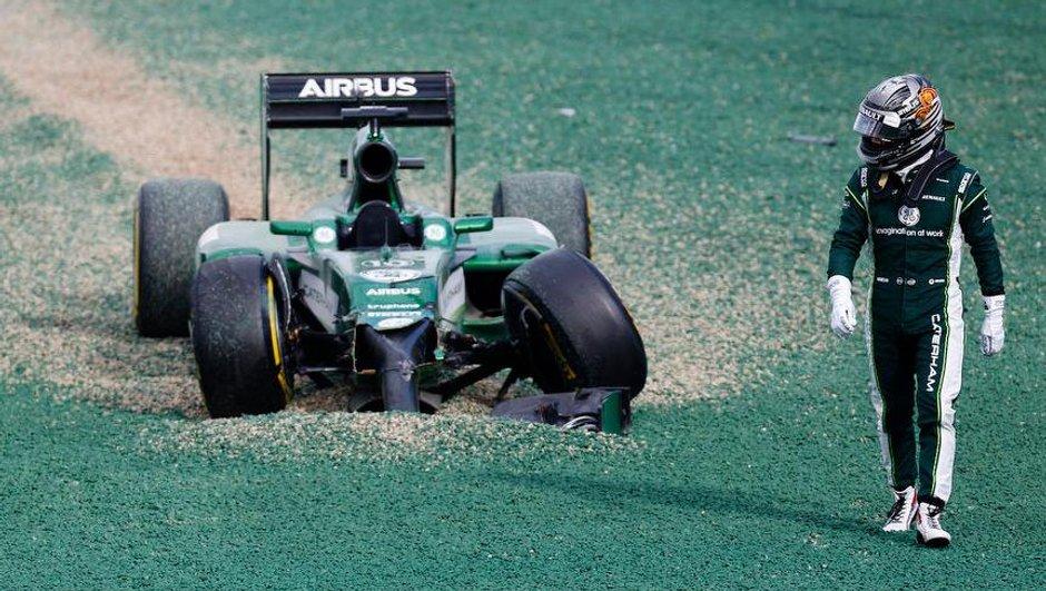 F1 2014 : les nouveaux nez dangereux ?