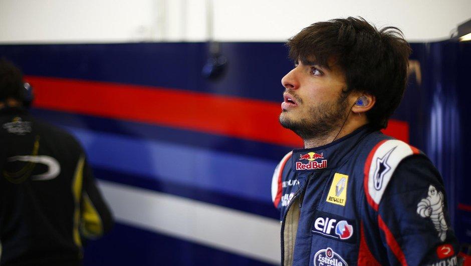 F1 : Sainz remplaçant de Kobayashi dès le GP d'Allemagne ?