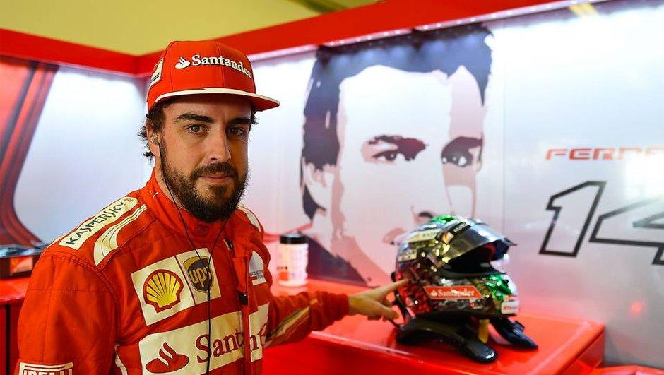 F1 : Alonso, la fin d'une ère chez Ferrari