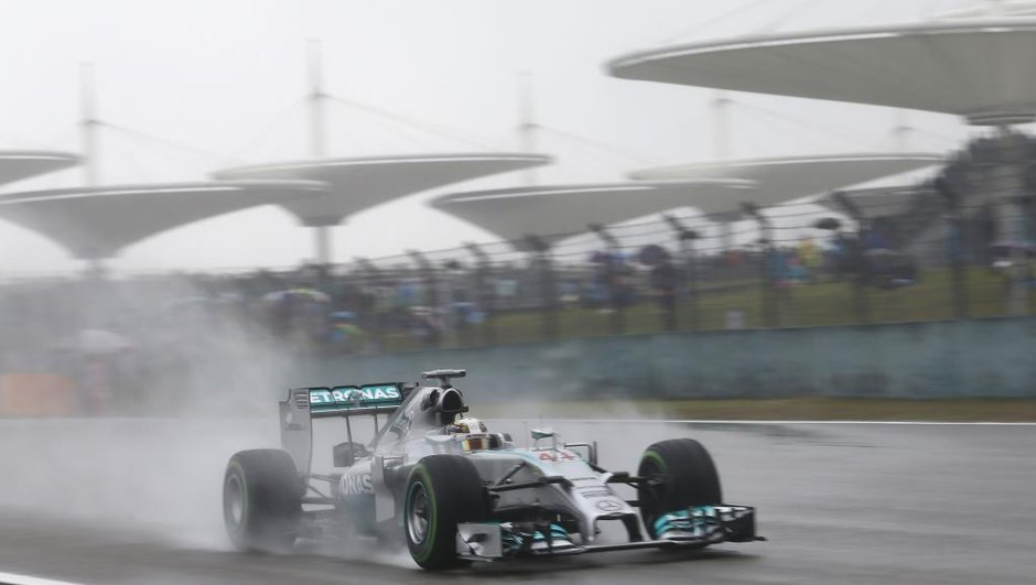 F1 2014 - GP de Chine : Hamilton en route vers un 3e succès consécutif