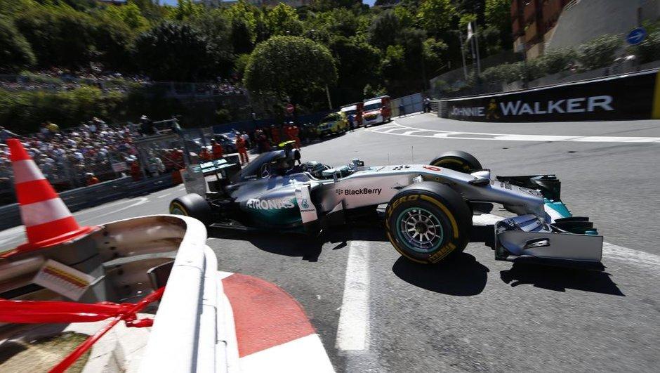 F1 - GP de Monaco 2014 : Rosberg plaide non coupable