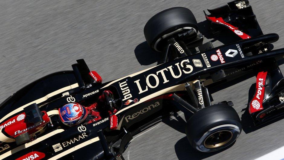 F1 : Lotus avec des moteurs Mercedes en 2015 ?