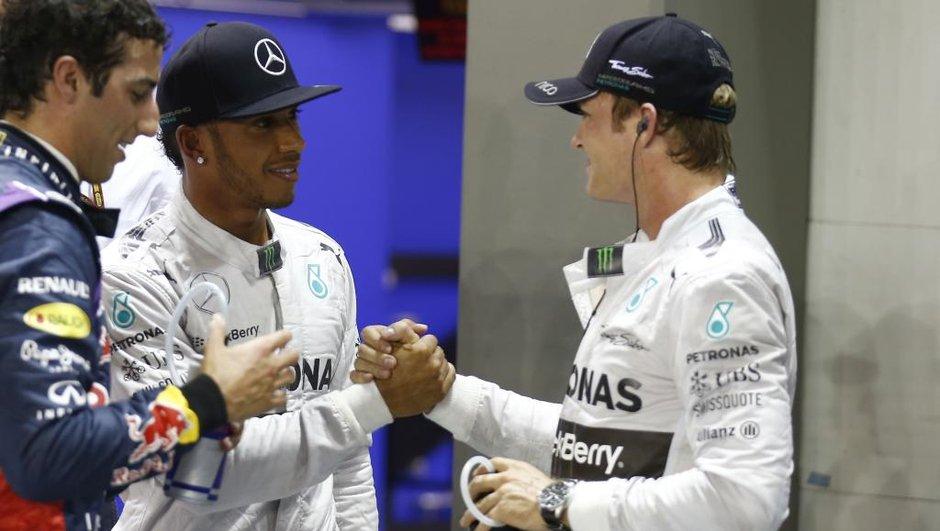 F1 : la Grande Finale voit double à Abu Dhabi