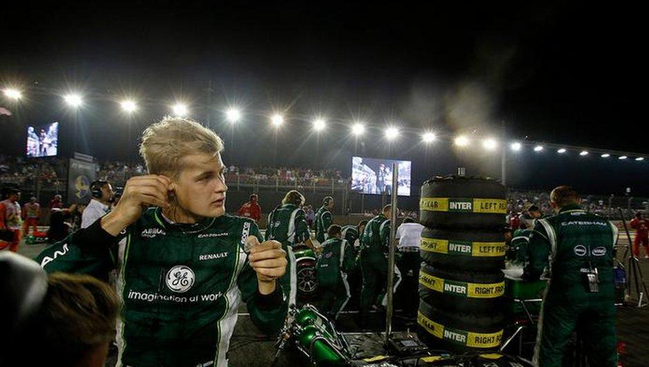 F1 2015 : Ericsson rempilerait chez Caterham