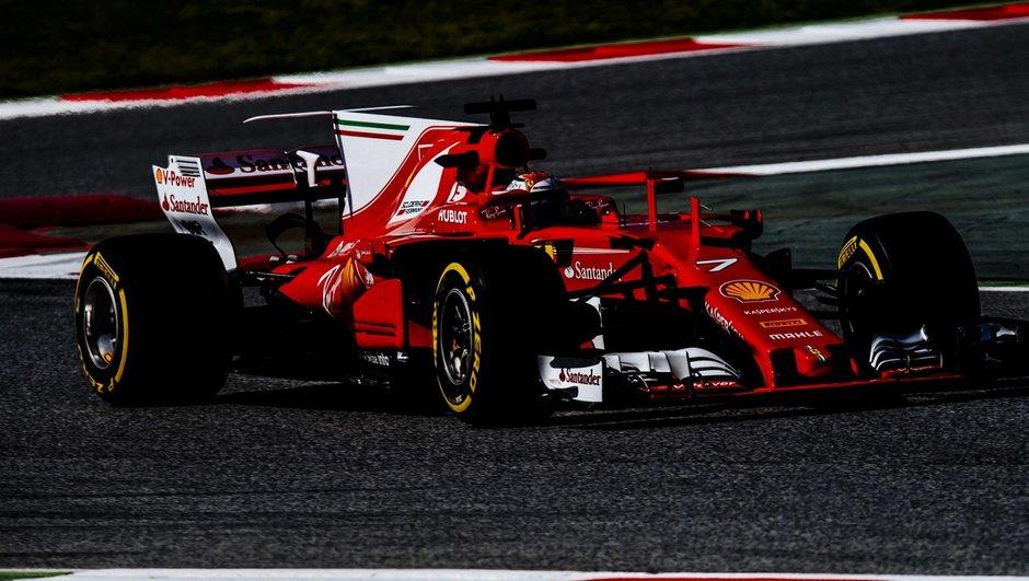 F1 2017 : Le bilan des Essais hivernaux