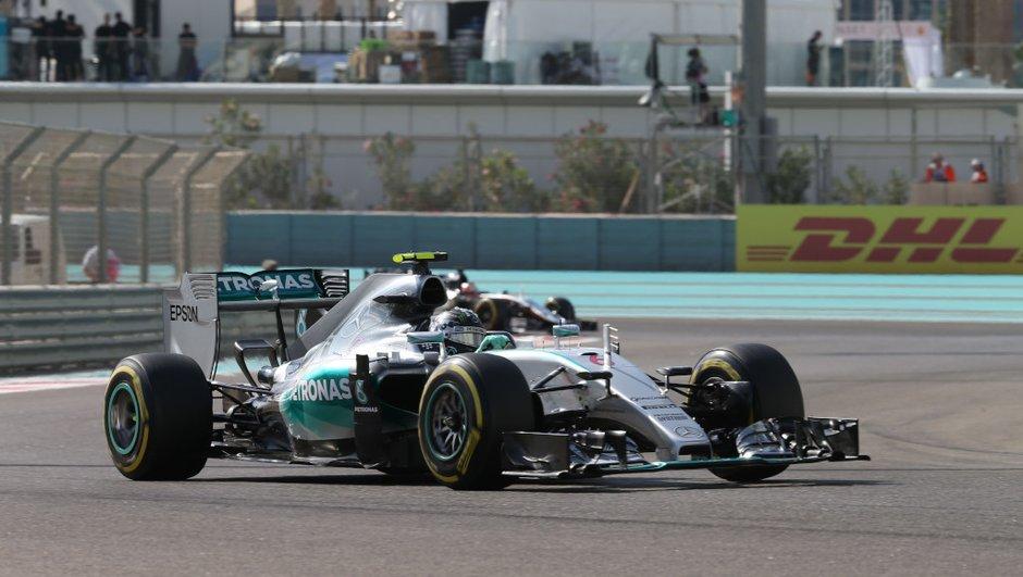 F1 – Essais 3 GP Abu Dhabi 2015 : Rosberg confirme