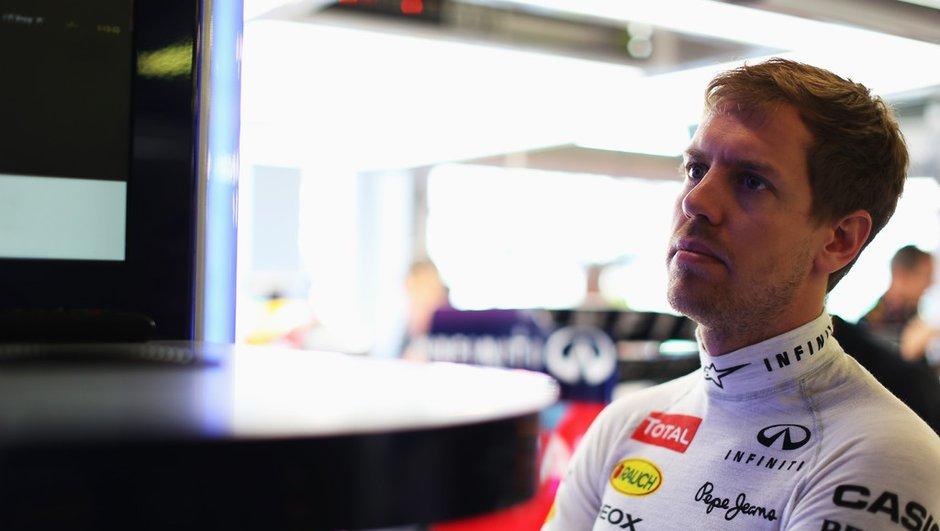 F1 - GP d'Australie 2014 : Vettel encore loin de ses objectifs