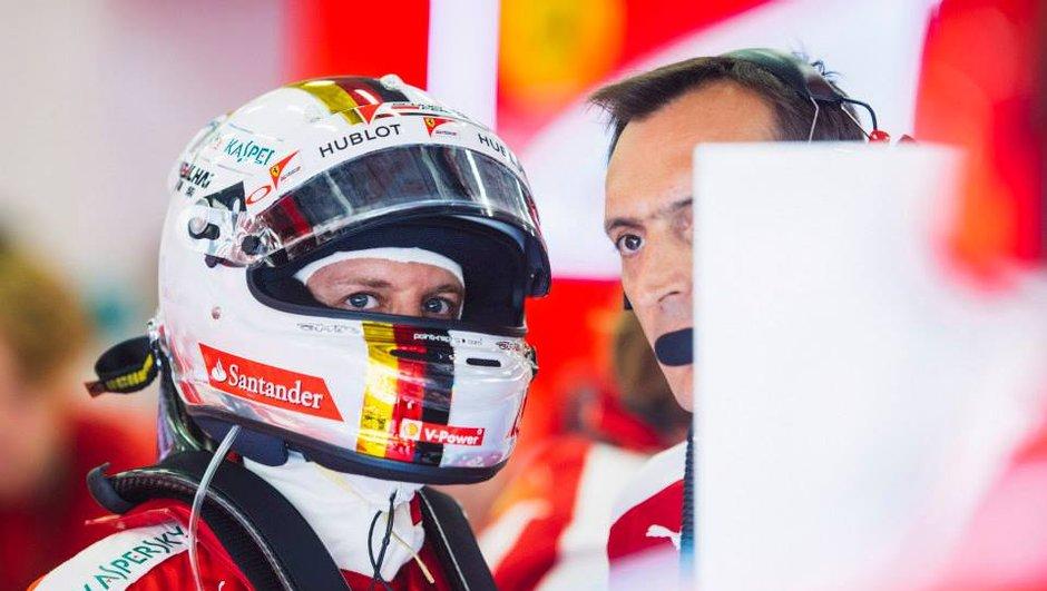 F1 – GP Belgique 2015: Vettel accuse Pirelli