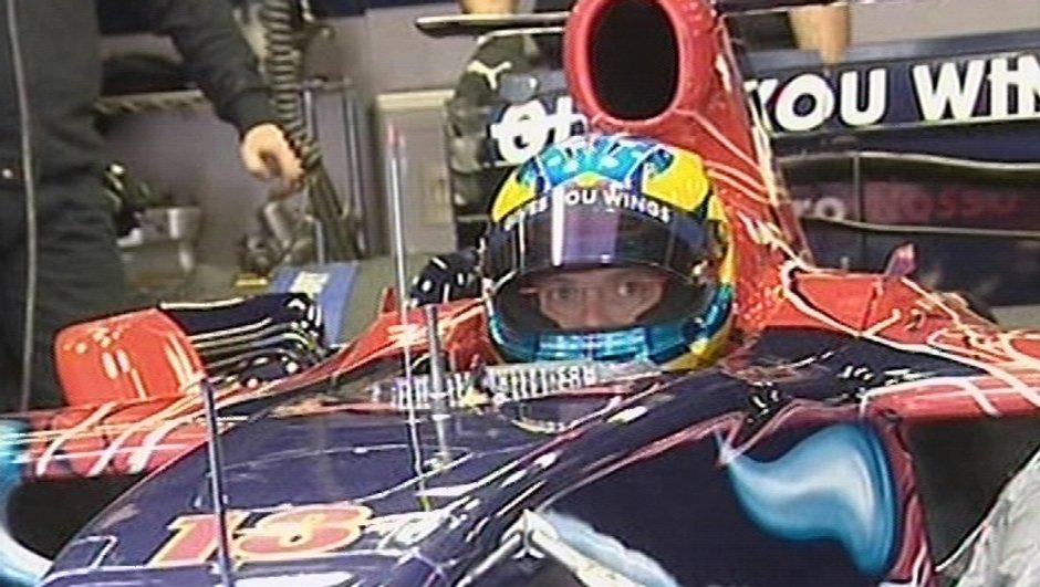 F1 : Interview de Sébastien Bourdais