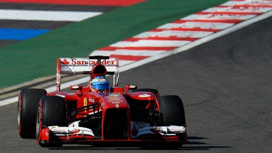 F1 - GP de Corée 2013 : Alonso partagé entre détermination et réalisme