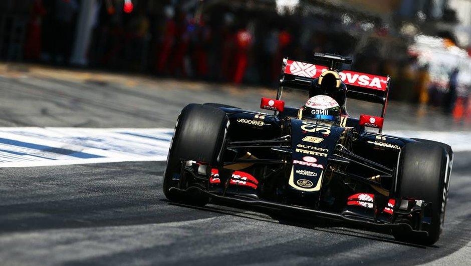 F1 - Grosjean veut grimper sur le podium pour les victimes des attentats
