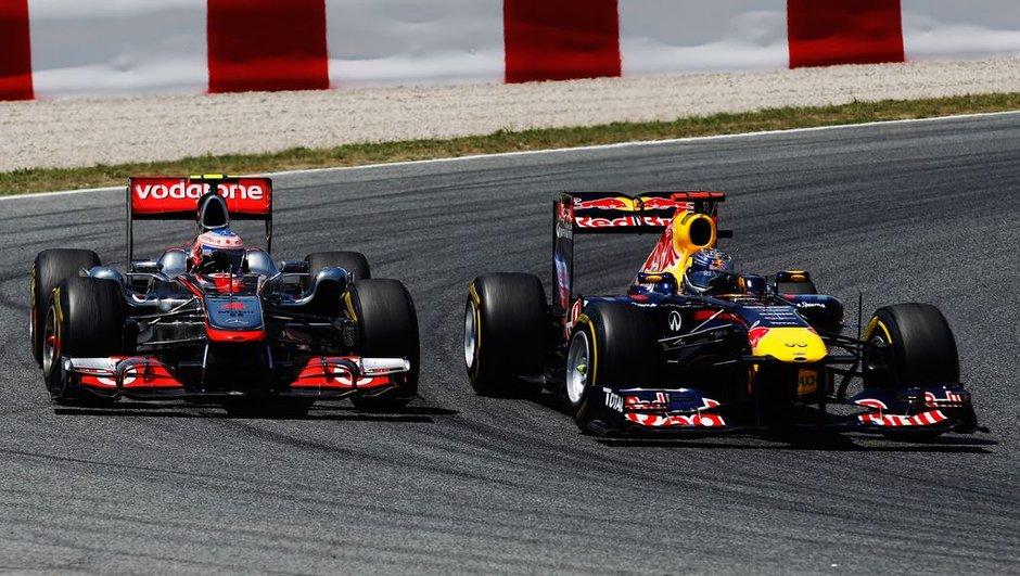 F1 GP du Japon : Button devant aux essais libres, Vettel patiente