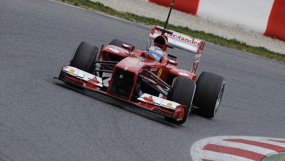 F1 - GP de Chine: Première pour Alonso