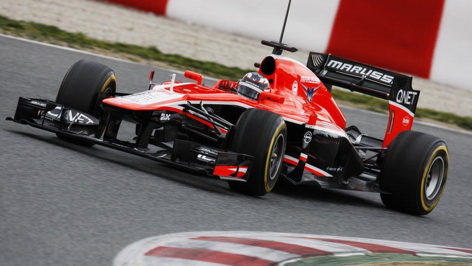 F1 - Marussia : un moteur Mercedes ou Ferrari ?