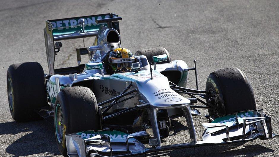 F1 - Essais Barcelone : Hamilton marque les esprits
