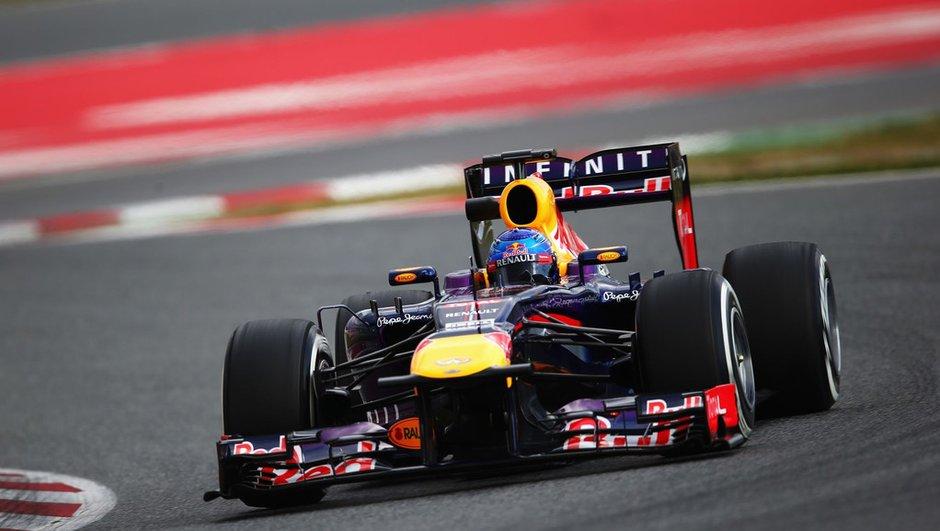 F1 - Essais 2 GP d'Espagne: Vettel et Red Bull répondent à Ferrari