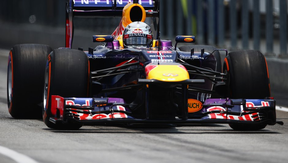 F1 - Essais GP Malaisie : Vettel se rassure avant les qualifications