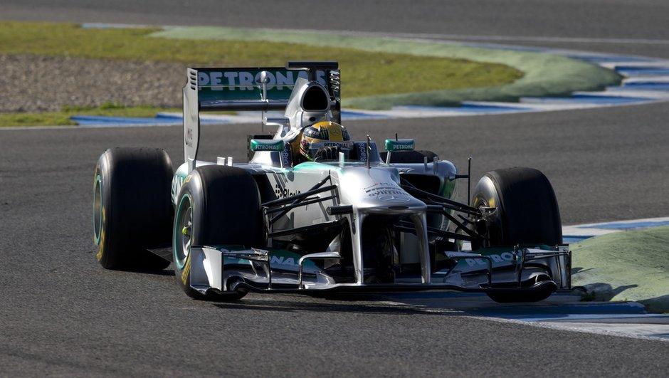 F1 - Qualifications GP Bahrein : la pole pour Rosberg