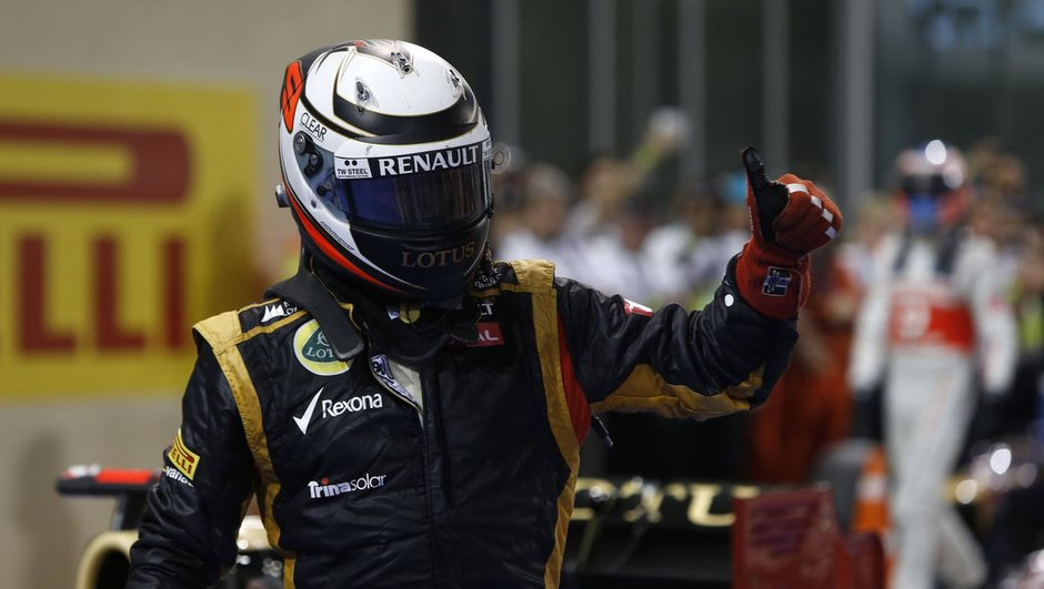 """F1 - Räikkönen : """"C'est magnifique"""""""