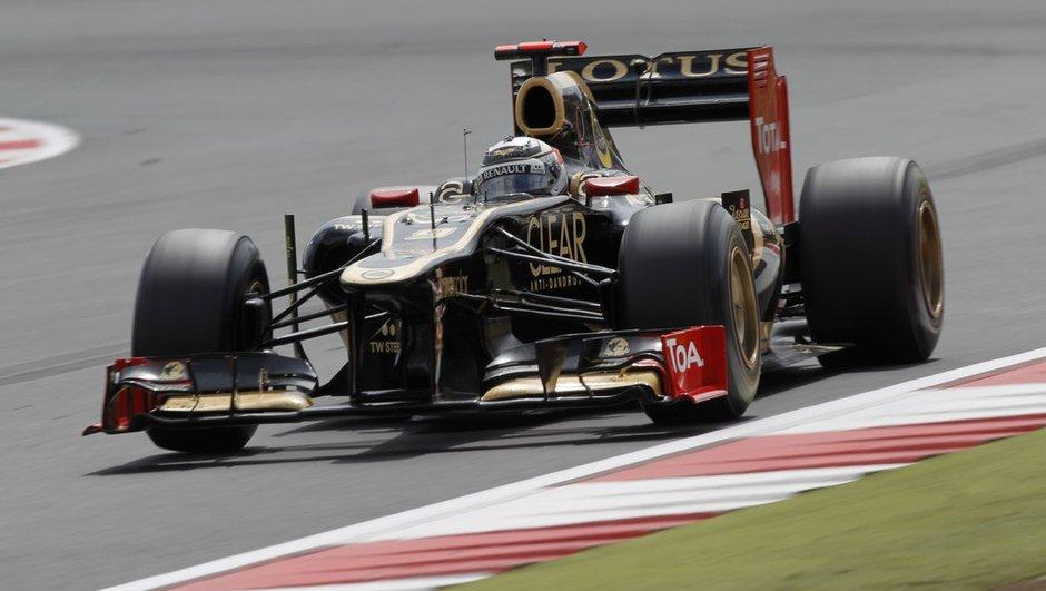 F1 - Rétrospective 2012 : retour réussi pour Kimi Raikkonen